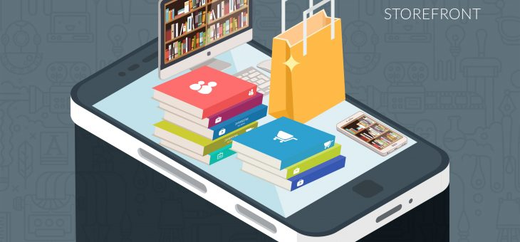 Publish eBooks from your own eBook Store