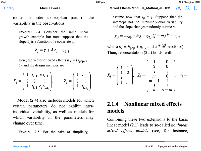 MathML ePUB3